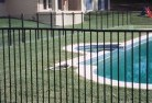 Plumridge Lakes Tubular fencing 5