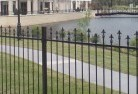 Plumridge Lakes Tubular fencing 7
